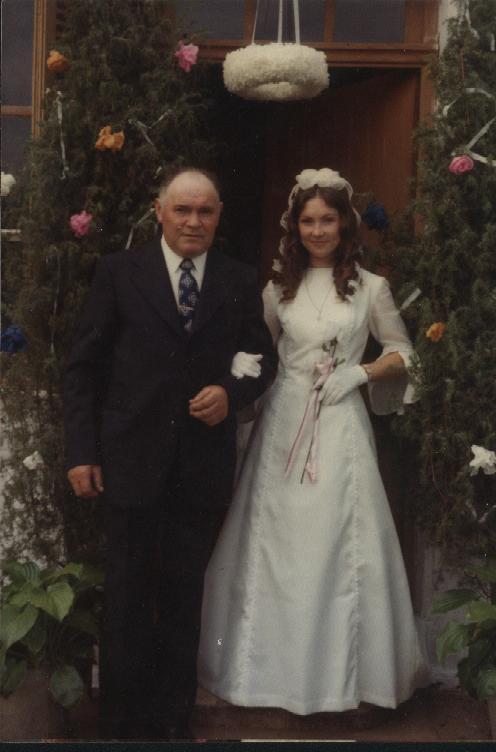 Clovis au mariage de marie no 1