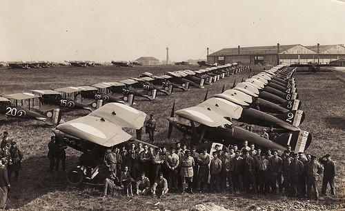 l'aéronautique d'Indochine en 1934