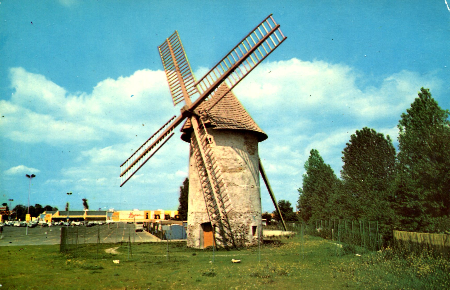 Le moulin de viry