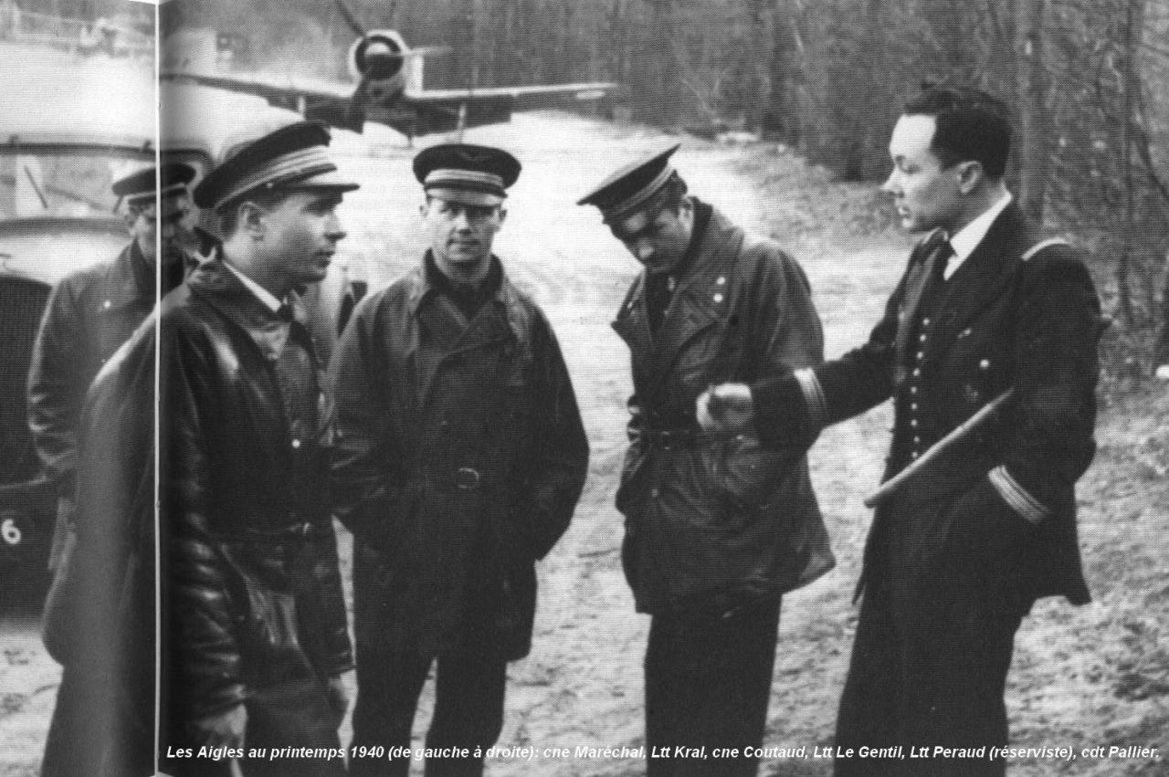 Eagles - Spring 1940