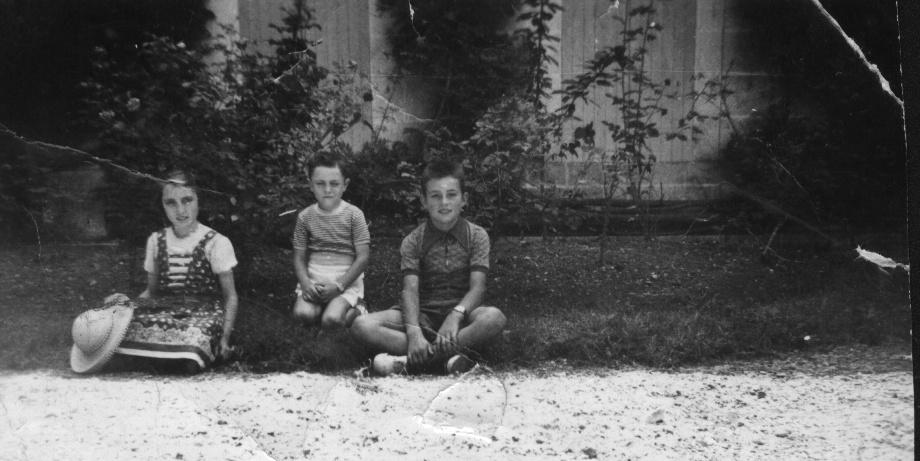 Les trois enfants des metayers du brillac jean annick et didier guilbert