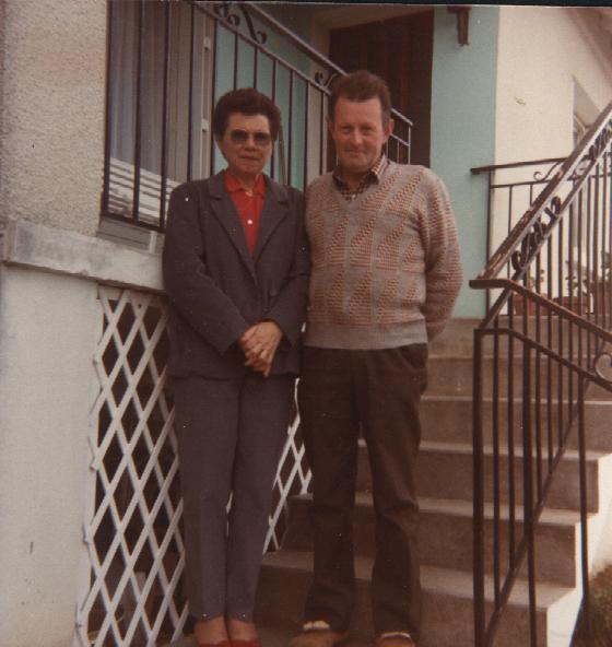 Marcel et micheline chevreuil