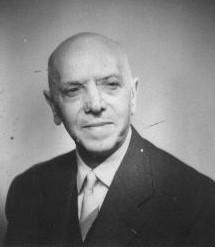 papy Georges Oulès en 1962