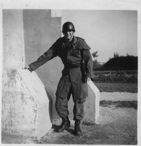 Patrick 52 caporal au bim de compiegne et au pied du mur
