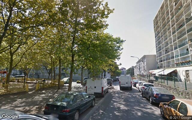 Place andre gide a sarcelles