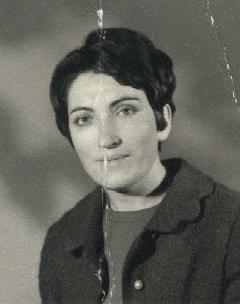 Portrait d anne a 20ans